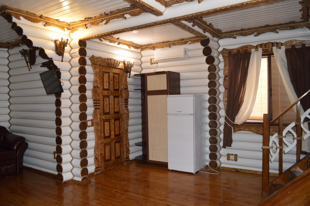 Домик Белый