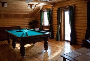 Отель Каламита баня незабываемо отдохнуть, поиграть в бильярд