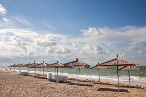пляж отеля Каламита